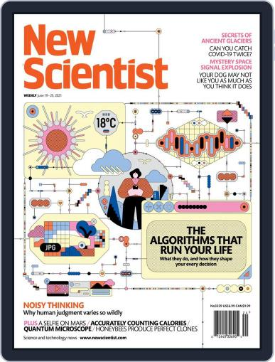 New Scientist (Digital) June 19th, 2021 Issue Cover