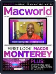 Macworld UK (Digital) Subscription July 1st, 2021 Issue