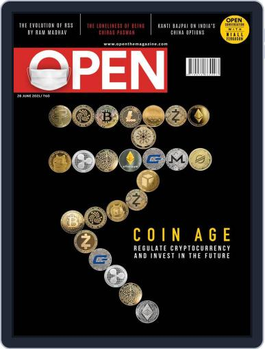 Open India June 18th, 2021 Digital Back Issue Cover