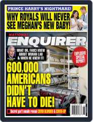 National Enquirer (Digital) Subscription June 28th, 2021 Issue