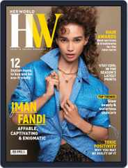 Her World Singapore (Digital) Subscription June 1st, 2021 Issue