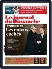 Le Journal du dimanche (Digital) Subscription June 20th, 2021 Issue