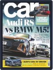 CAR UK (Digital) Subscription July 1st, 2021 Issue