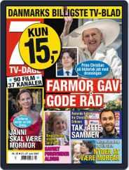 7 TV-Dage (Digital) Subscription June 21st, 2021 Issue