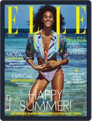 Elle España (Digital) Subscription July 1st, 2021 Issue