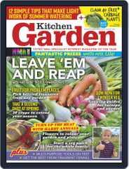 Kitchen Garden (Digital) Subscription August 1st, 2021 Issue