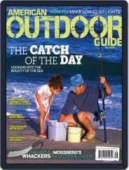 American Outdoor Guide (Digital) Subscription August 1st, 2021 Issue