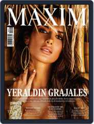 Maxim México (Digital) Subscription June 1st, 2021 Issue
