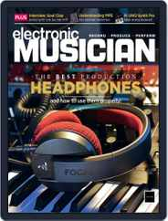 Electronic Musician (Digital) Subscription August 1st, 2021 Issue