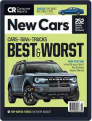 Consumer Reports New Cars (Digital) Subscription June 1st, 2021 Issue