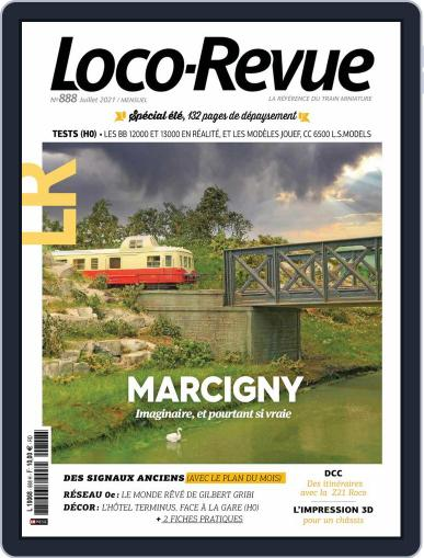 Loco-revue (Digital) July 1st, 2021 Issue Cover