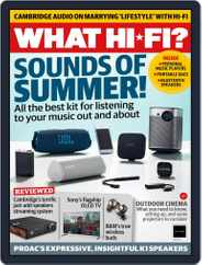 What Hi-Fi? (Digital) Subscription August 1st, 2021 Issue