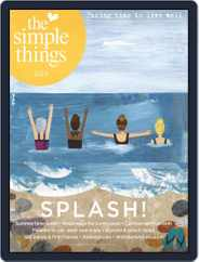 The Simple Things (Digital) Subscription July 1st, 2021 Issue