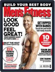 Men's Fitness UK (Digital) Subscription July 1st, 2021 Issue