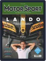 Motor sport (Digital) Subscription August 1st, 2021 Issue