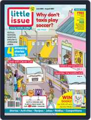 The Little Issue Magazine (Digital) Subscription June 1st, 2021 Issue