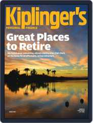 Kiplinger's Personal Finance (Digital) Subscription August 1st, 2021 Issue