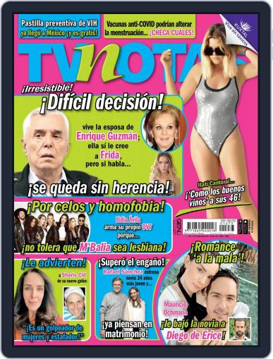 TvNotas (Digital) June 22nd, 2021 Issue Cover