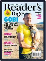 Readers Digest Australia (Digital) Subscription July 1st, 2021 Issue