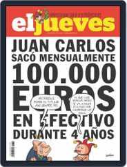 El Jueves (Digital) Subscription June 22nd, 2021 Issue