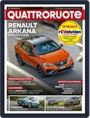 Quattroruote (Digital) Subscription June 1st, 2021 Issue