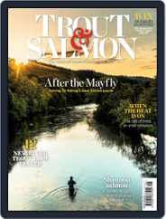 Trout & Salmon (Digital) Subscription August 1st, 2021 Issue