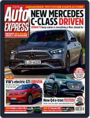 Auto Express (Digital) Subscription June 23rd, 2021 Issue