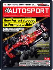 Autosport (Digital) Subscription June 17th, 2021 Issue