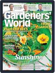 BBC Gardeners' World (Digital) Subscription July 1st, 2021 Issue