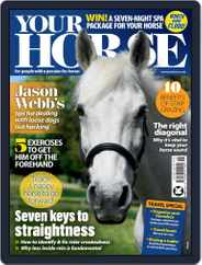 Your Horse (Digital) Subscription June 1st, 2021 Issue