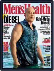 Men's Health (Digital) Subscription July 1st, 2021 Issue