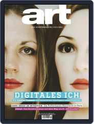 art Magazin (Digital) Subscription July 1st, 2021 Issue