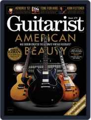Guitarist (Digital) Subscription August 1st, 2021 Issue