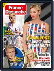France Dimanche (Digital) Subscription June 25th, 2021 Issue
