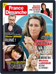 France Dimanche (Digital) Subscription June 18th, 2021 Issue