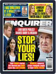 National Enquirer (Digital) Subscription July 5th, 2021 Issue