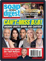 Soap Opera Digest (Digital) Subscription July 5th, 2021 Issue