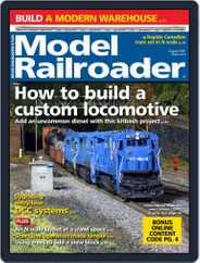 Model Railroader (Digital) Subscription August 1st, 2021 Issue
