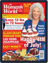 Woman's World (Digital) Subscription July 5th, 2021 Issue