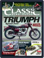 Classic Bike Guide (Digital) Subscription July 1st, 2021 Issue