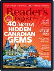 Reader's Digest Canada (Digital) Subscription July 1st, 2021 Issue