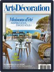 Art & Décoration (Digital) Subscription July 1st, 2021 Issue