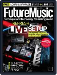 Future Music (Digital) Subscription August 1st, 2021 Issue