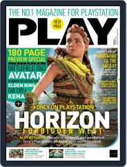 PLAY (Digital) Subscription August 1st, 2021 Issue