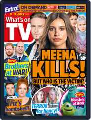 What's on TV (Digital) Subscription July 3rd, 2021 Issue