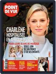 Point De Vue (Digital) Subscription June 30th, 2021 Issue