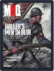 MHQ: The Quarterly Journal of Military History (Digital) Subscription June 22nd, 2021 Issue