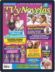 TV y Novelas México (Digital) Subscription June 28th, 2021 Issue