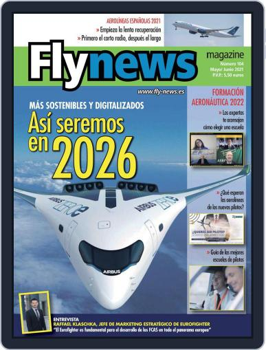 Fly News (Digital) May 1st, 2021 Issue Cover