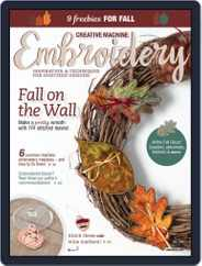 CREATIVE MACHINE EMBROIDERY (Digital) Subscription June 1st, 2021 Issue